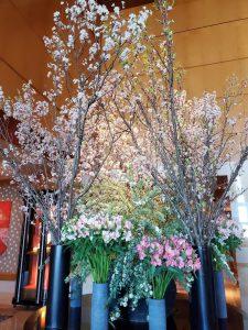 リッツカールトン桜